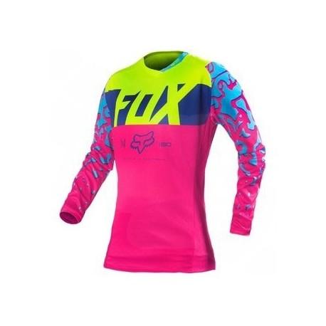 9df83920 CAMISETA MUJER FOX 180 2016 - ROSA (No Stock)