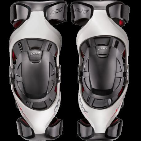 Mx Knee Braces >> Offer Pod Mx K4 Knee Brace White Red Par No Stock