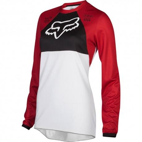 Outlet 180 Color Camiseta Cardenal Mujer Fox 2019 Mata Rojo jLzVpUSqMG