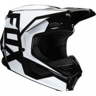 CASCO INFANTIL FOX V1 PRIX 2020 COLOR NEGRO