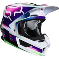 CASCO INFANTIL FOX V1 GAMA 2020 MULTICOLOR