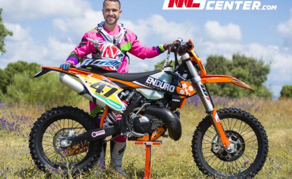 MotocrossCenter y Carlos Quevedo (@Endurotraining). Una mejor preparación física para el Offroad.