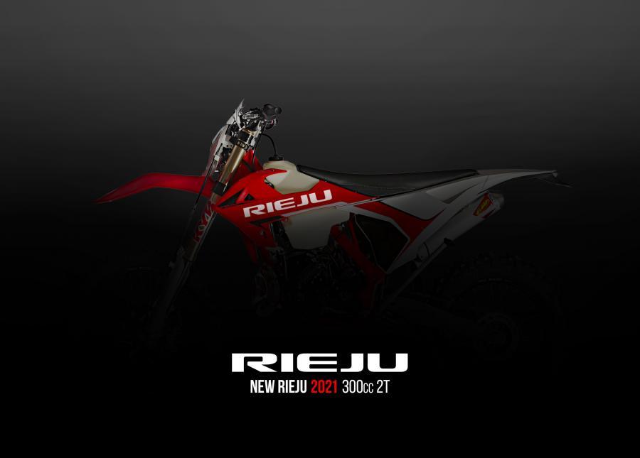 Rieju S.A. adquiere la plataforma industrial de enduro que comercializaba Gas Gas.