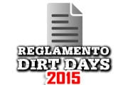 Reglamento Dirt Days 2015 by MotocrossCenter