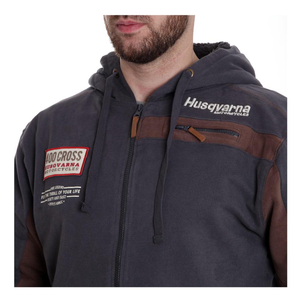 Sudadera husqvarna heavy jacket hombre talla s 8542613 - Foro wurth espana ...