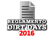 Reglamento Dirt Days 2015 by MotocrossCenter