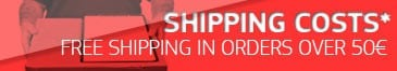 SHIPPING COST AND DELIVERY TIMES